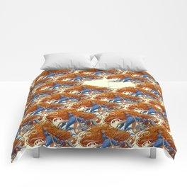 Pelirroja Comforters