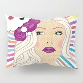 Mrs. Mandelblit Pillow Sham