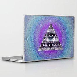 私はあなたを通って見ている Laptop & iPad Skin