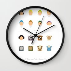 Famous Capsules - New Casting Wall Clock