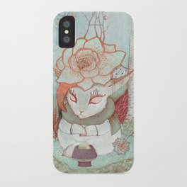Forest Fairytales iPhone Case