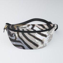 Zebra-Art Fanny Pack