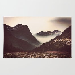 Montana Mountain Pass Rug