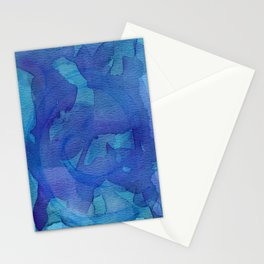 Abstract No. 143 Stationery Cards