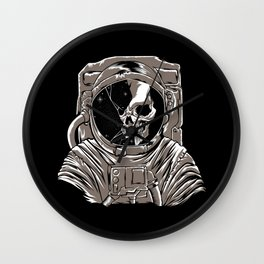 Dead Astronaut | Deadly Accident In Space | Galaxy Wall Clock