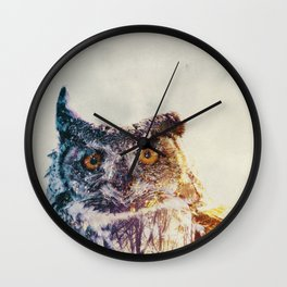 Ugle Wall Clock