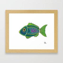 Boobalook Munji Framed Art Print