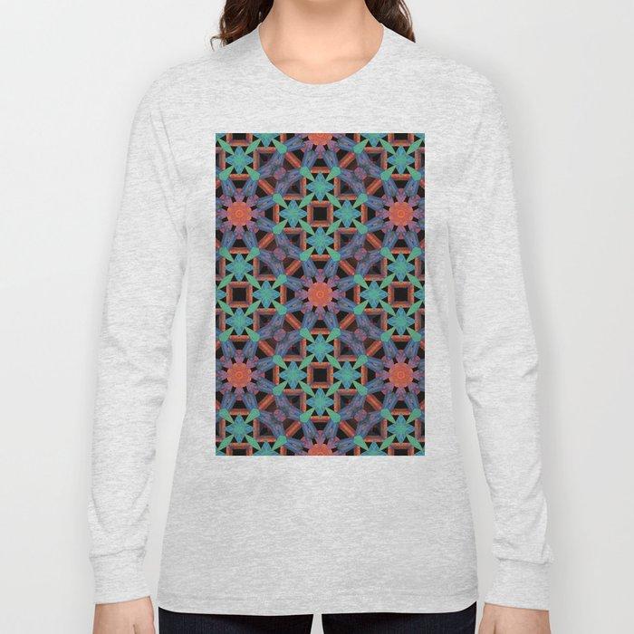Pattern No. 55 Long Sleeve T-shirt