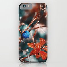 Blueberry Fall iPhone 6s Slim Case