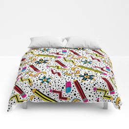 Pencils Print  Comforters