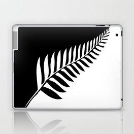 Silver Fern of New Zealand Laptop & iPad Skin