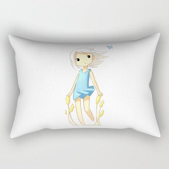 Summer 3 Rectangular Pillow
