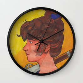 Lilian G. Wall Clock