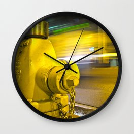 Motive Motion IV Wall Clock
