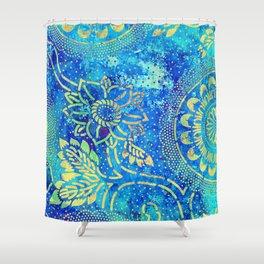 Boheme Lagon Shower Curtain