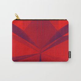 Geometric sexy art Carry-All Pouch