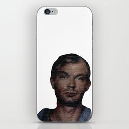 Jeffrey Dahmer iPhone Skin