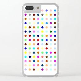 Albuterol Clear iPhone Case
