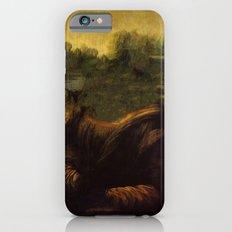 NO MONA LISA iPhone 6s Slim Case