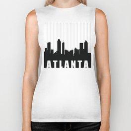 Atlanta Skyline Biker Tank