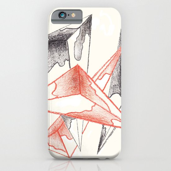 CRAYON LOVE: Monarchs iPhone & iPod Case