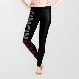 CINCINNASTY Leggings