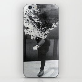 A Series of Vibrations iPhone Skin