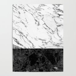 Marble II Poster