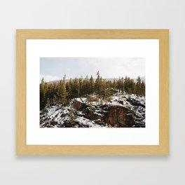 Lanscapes Framed Art Print