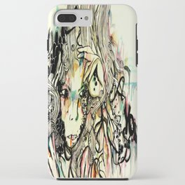 The Dark Side Of You iPhone Case