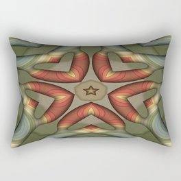 Nexus III Rectangular Pillow