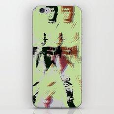 FPJ green machine iPhone & iPod Skin