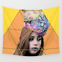 """rave Wall Tapestries featuring """"Too Classy For The Rave"""" by Avinash. H (AVOH)"""