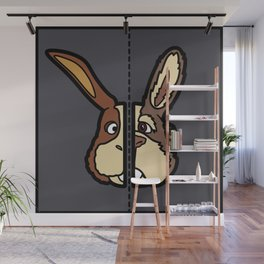 Old & New Peppy Hare Wall Mural