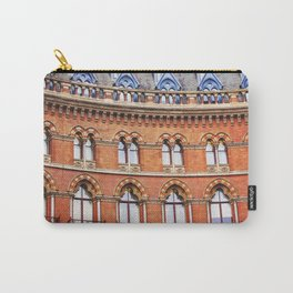 Red brick Carry-All Pouch