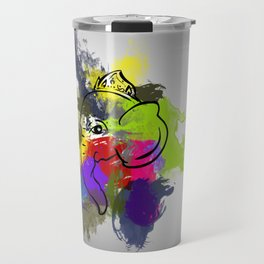 Obstacle Breaker Travel Mug