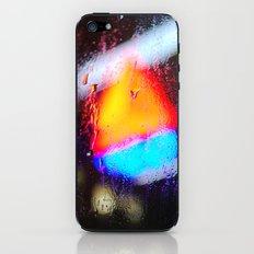 Boston Rain iPhone & iPod Skin