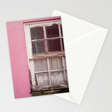 My lonely window Stationery Cards
