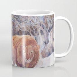 Three Cows Coffee Mug