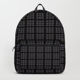 Stained Glass Window Tiles Backpack