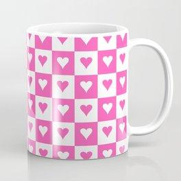 heart and love 11 - pink Coffee Mug