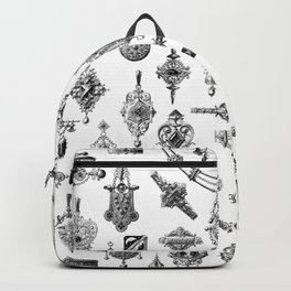 Jewels and Trinkets Backpack