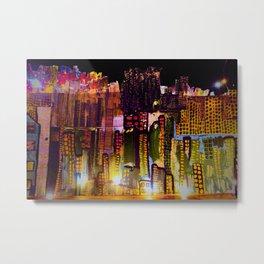 city mice  Metal Print