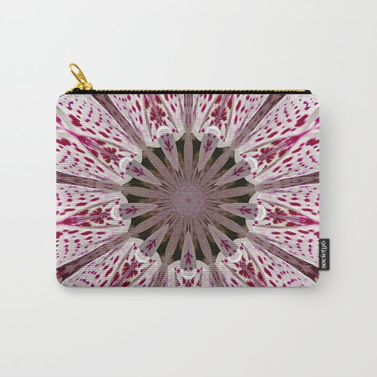 Flower from the Future? Carry-All Pouch