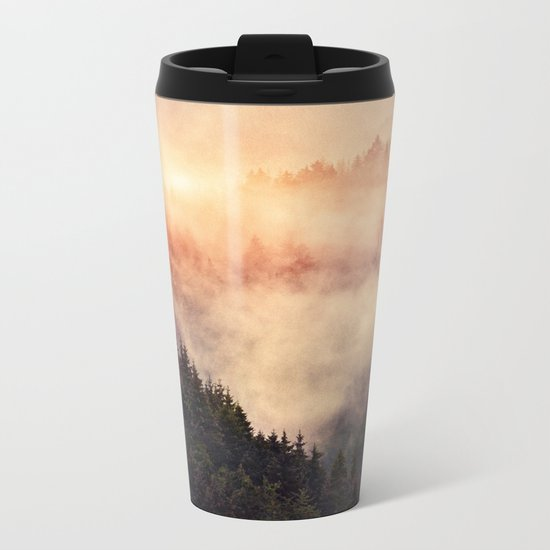 In My Other World Metal Travel Mug