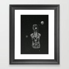 'yar taurãri - PLÁSTICA Framed Art Print