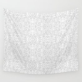 White Lace Wall Tapestry