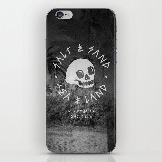 SALT & SAND iPhone & iPod Skin