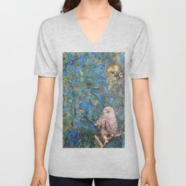 Once Upon a Night Unisex V-Neck