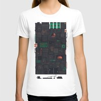 audi T-shirts featuring AFK by Hector Mansilla